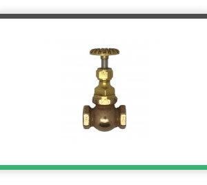 1-4 x 40, inline globe valve
