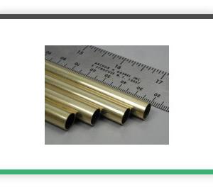 1-dia-brass-tube
