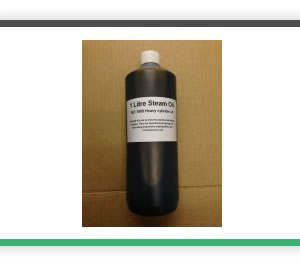 1 litre Steam Oil Heavy