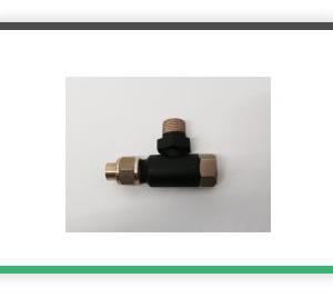 3-8 x 32 1-4 pipe 90 degree check- clack valve