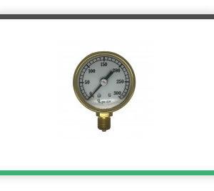 300 pressure gauge