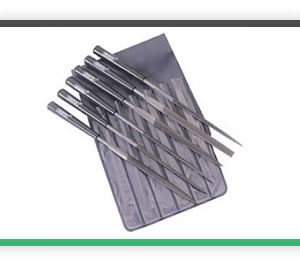 6 piece 140mm Needle File Set (good quality)