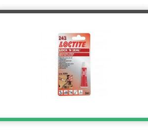 Loctite™ 243 lock and seal™ 3mls