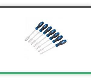 Metric Nut Spinner-runner Set-Soft-Grips