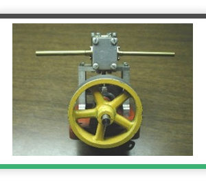 SC1A single sclinder compact steam engine kit