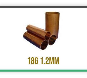 18g Copper Tubes C106
