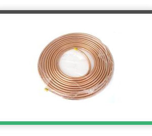 Annelaed coiled Copper tube