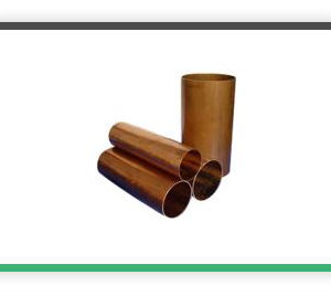 Imperial copper tubes