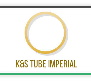 Brass K&S Tube Imperial
