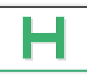 H column