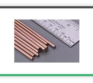 K and S copper tube