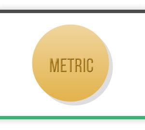 Metric rounds