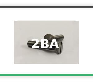 2BA Steel Countersunk