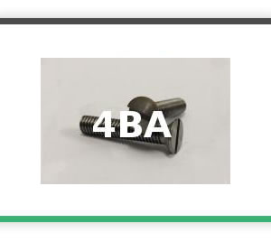 4BA Steel Countersunk