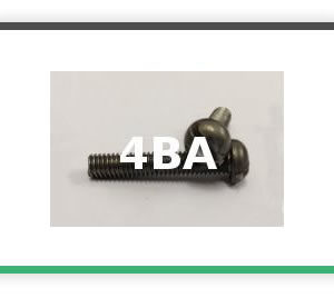 4BA Steel Round Head