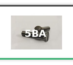 5BA Steel Countersunk