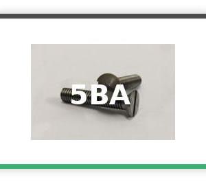5BA Steel Countersunk