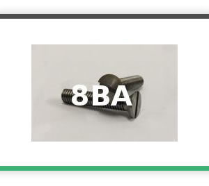 8BA Steel Countersunk