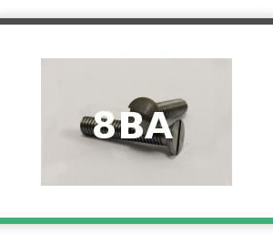 8BA Steel Countersunk