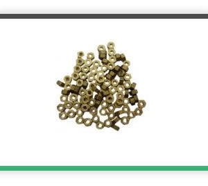Brass BA Nuts