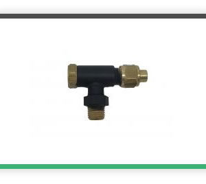 Check-Clack valves inline & 90 degree