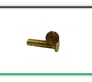 Countersunk Brass BA Fasteners