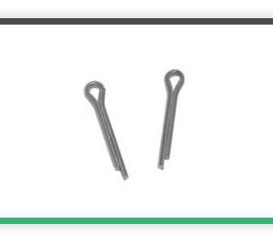 Steel Split Pins