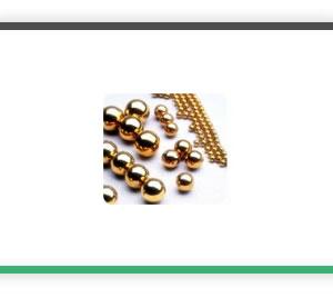 bronze ball bearings