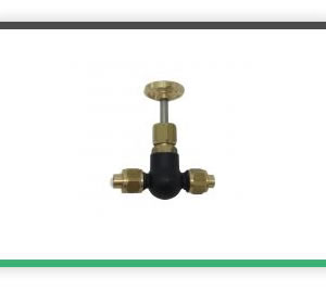 inline globe valve