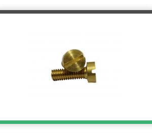 Cheese head Brass BA Fasteners