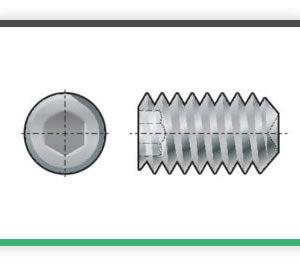 metric grub screws