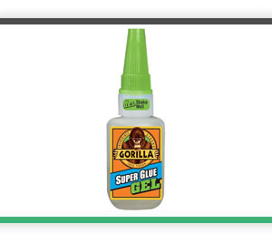 Gorilla Glue Superglue Gel 15g Extra Strong