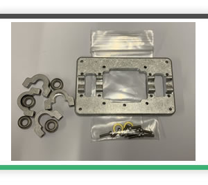 TVR1A TO TVR1ABB CONVERSION KIT