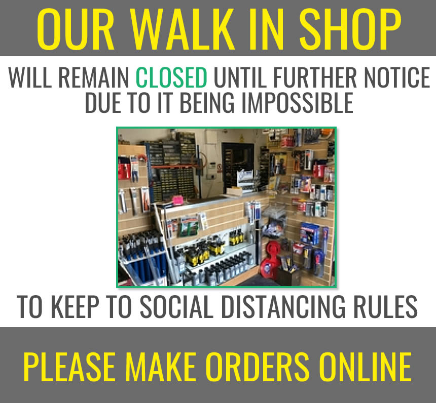 Walk In Shop Closed