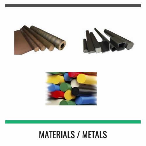 MATERIALS-METALS